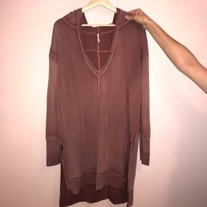 FREE PEOPLE • Pullover Tunic